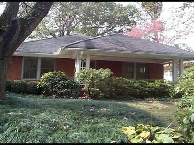 980 Todd Rd NE, Atlanta, GA 30306 - MLS#: 5977101