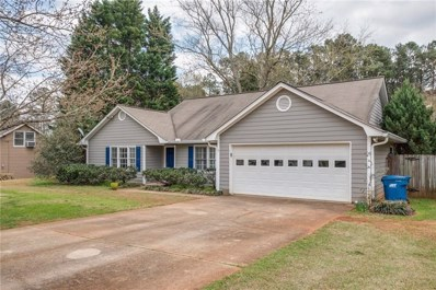 1610 Willow Bend Way, Snellville, GA 30078 - MLS#: 5977107
