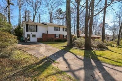 362 Hickory Acres Dr SE, Smyrna, GA 30082 - MLS#: 5977441