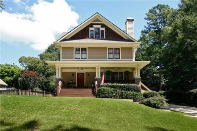 1348 Thomas Rd, Decatur, GA 30030 - MLS#: 5977787