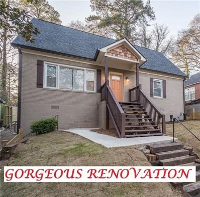 969 Gaston St SW, Atlanta, GA 30310 - MLS#: 5979273