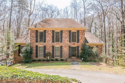 525 Forestdale Dr, Sandy Springs, GA 30342 - MLS#: 5980653