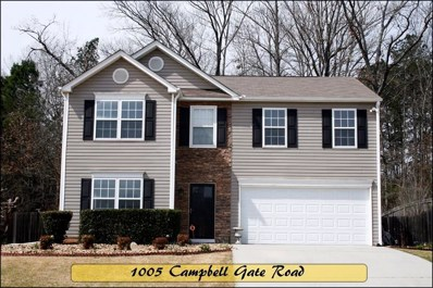 1005 Campbell Gate Rd, Lawrenceville, GA 30045 - MLS#: 5981051