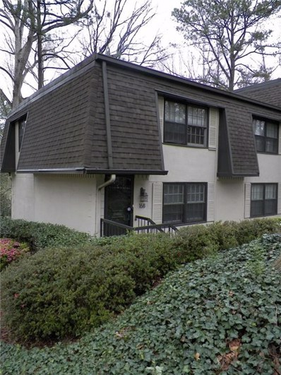 168 Barone Pl NW UNIT 168, Atlanta, GA 30327 - MLS#: 5981627