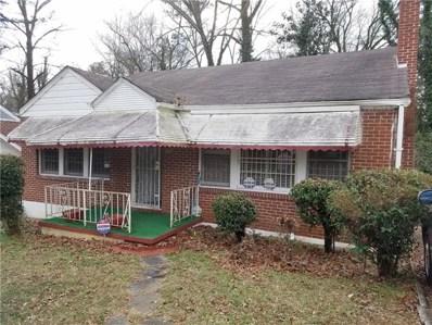 280 Holly Rd NW, Atlanta, GA 30314 - MLS#: 5982117