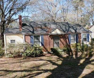 1611 Belmont Ave SW, Atlanta, GA 30310 - MLS#: 5983023
