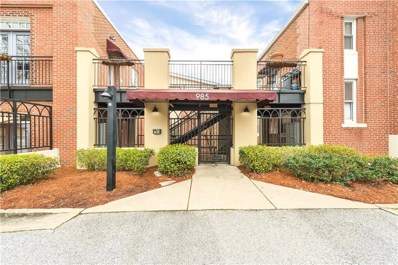 985 Ponce De Leon Ave NE UNIT 303, Atlanta, GA 30306 - MLS#: 5983321