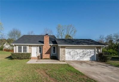 1631 Willow Bend Way, Snellville, GA 30078 - MLS#: 5983539