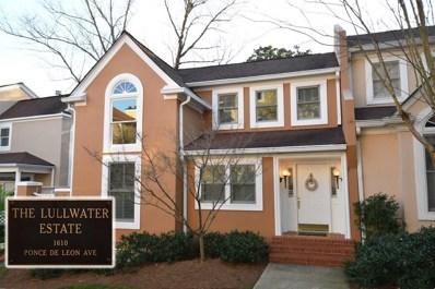 19 Lullwater Est NE, Atlanta, GA 30307 - MLS#: 5983725