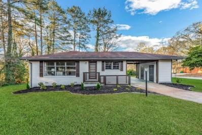 3731 N Druid Hills Rd, Decatur, GA 30033 - MLS#: 5983793