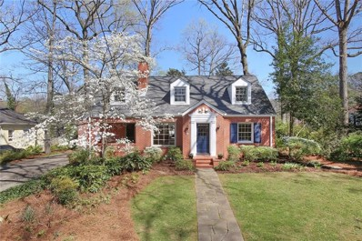 515 Emory Cir NE, Atlanta, GA 30307 - MLS#: 5984121