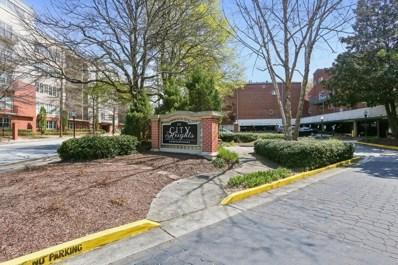375 Ralph McGill Blvd NE UNIT 605, Atlanta, GA 30312 - MLS#: 5984316
