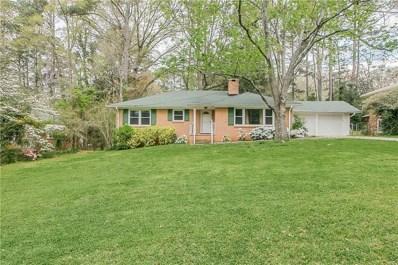 458 Greenridge Cir, Stone Mountain, GA 30083 - MLS#: 5984703