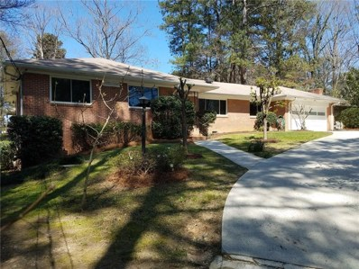 703 Waterford Rd NW, Atlanta, GA 30318 - MLS#: 5984861