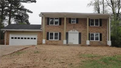 517 Tallwood Dr, Stone Mountain, GA 30083 - MLS#: 5986474