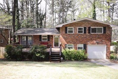 2301 Capehart Cir NE, Atlanta, GA 30345 - MLS#: 5986499