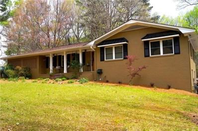 4840 Old Mountain Park Rd NE, Roswell, GA 30075 - MLS#: 5986710