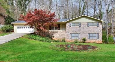 877 Granite Springs Ln, Stone Mountain, GA 30083 - MLS#: 5986966