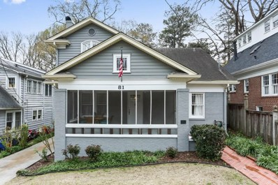 81 Highland Dr NE, Atlanta, GA 30305 - MLS#: 5987294
