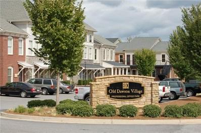1100 Old Dawson Village Rd E UNIT 010, Dawsonville, GA 30534 - MLS#: 5988103
