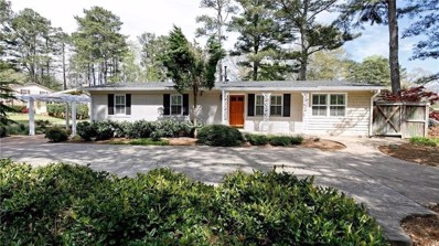 437 Concord Woods Dr SE, Smyrna, GA 30082 - MLS#: 5988813