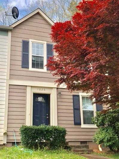 1826 Cumberland Valley Pl SE, Smyrna, GA 30080 - MLS#: 5989193