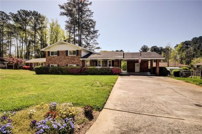 3889 Castle Tree Cts, Stone Mountain, GA 30083 - MLS#: 5991570
