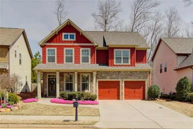 521 Winder Trl, Canton, GA 30114 - MLS#: 5991816