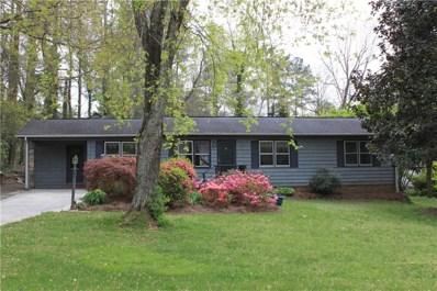 506 Neese Rd, Woodstock, GA 30188 - MLS#: 5992230
