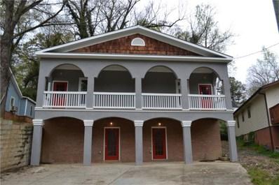 350 Teasley St, Canton, GA 30114 - MLS#: 5993147