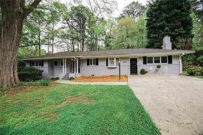 2463 Briarmoor Rd NE, Atlanta, GA 30345 - MLS#: 5993350