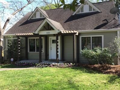 1151 Eden Ave SE, Atlanta, GA 30316 - MLS#: 5993945