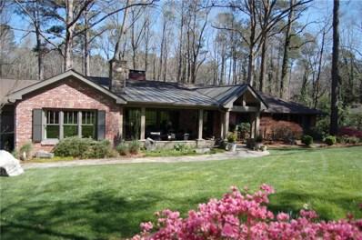 1051 Somerset Dr NW, Atlanta, GA 30327 - MLS#: 5994324