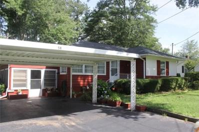 58 Andrew Jackson St, Commerce, GA 30529 - MLS#: 5995081