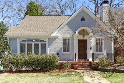 1029 N Virginia Ave, Atlanta, GA 30306 - MLS#: 5995312