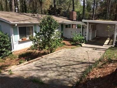 2043 Abby Ln NE, Atlanta, GA 30345 - MLS#: 5995536