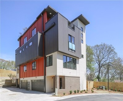 504 Rankin St NE UNIT 9, Atlanta, GA 30308 - MLS#: 5995614