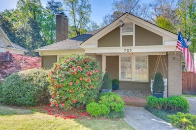 705 Martina Dr NE, Atlanta, GA 30305 - MLS#: 5995845