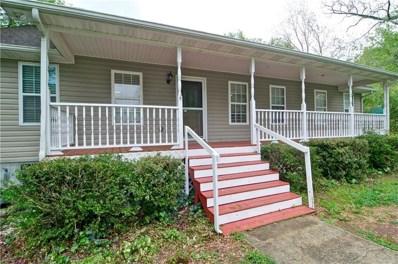 107 Hotel St, Adairsville, GA 30103 - MLS#: 5996398