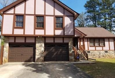 417 Rockborough Ter, Stone Mountain, GA 30083 - MLS#: 5996444