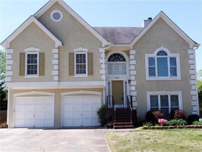 3419 N Cook Rd, Powder Springs, GA 30127 - MLS#: 5996465