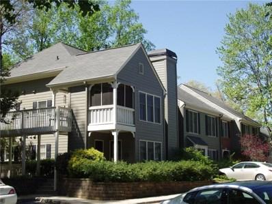 1109 Camden Cts UNIT 1109, Atlanta, GA 30327 - MLS#: 5996618