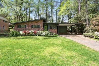 758 Briar Park Cts NE, Atlanta, GA 30306 - MLS#: 5996908