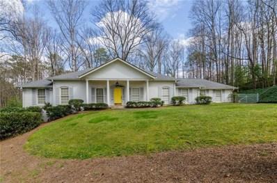6125 Riverside Dr, Atlanta, GA 30328 - MLS#: 5997840