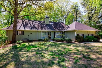 1809 Forest Springs Cts, Dunwoody, GA 30338 - MLS#: 5998251
