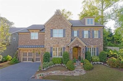 322 Valley Brook Way NE, Atlanta, GA 30342 - MLS#: 5999174