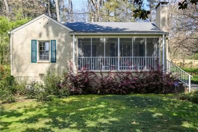 152 Willow Ln, Decatur, GA 30030 - MLS#: 5999426