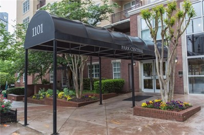1101 Juniper St NE UNIT 824, Atlanta, GA 30309 - MLS#: 6000065