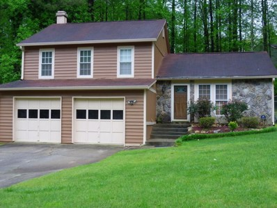 850 Hemingway Rd, Stone Mountain, GA 30088 - MLS#: 6001277