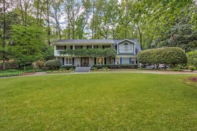 4930 Old House Trl, Sandy Springs, GA 30342 - MLS#: 6002044